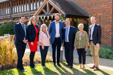 Mayford Grange retirement village celebrates its 10th birthday